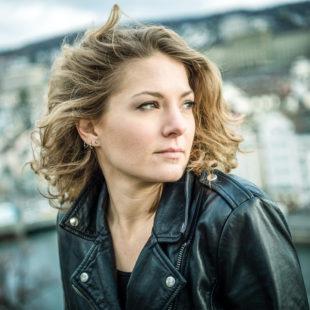 Mit Cécile in Zürich